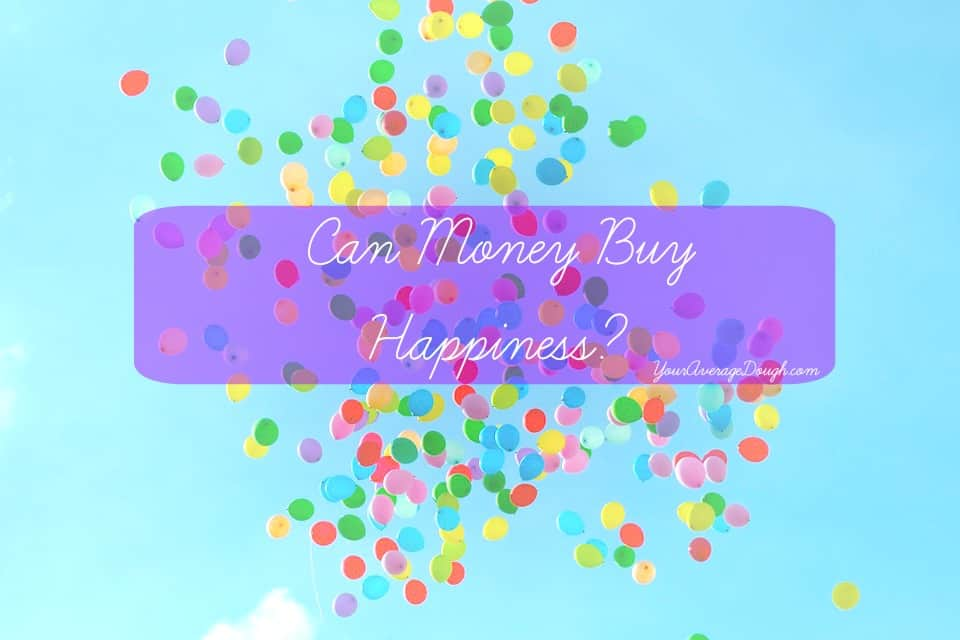 an evaluation of the controversial question of can money buy happiness You can control the impact of money on your happiness as noted above, for every study about the relationship between money and happiness, another identifies exceptions to the rule.